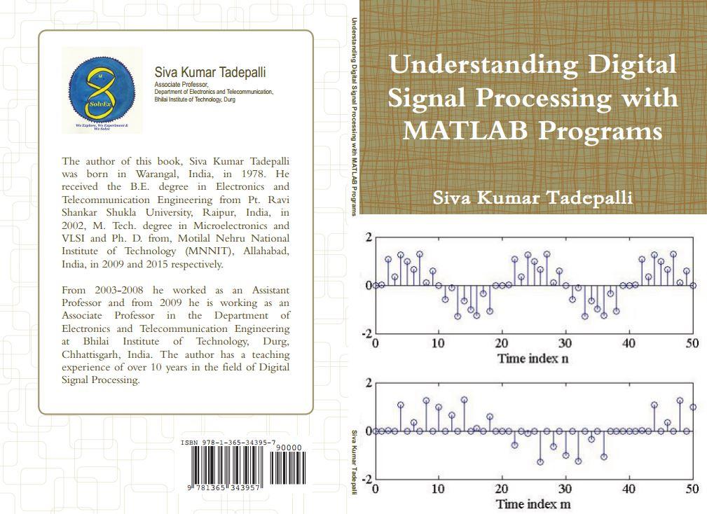 Book released on Understanding Digital Signal Processing